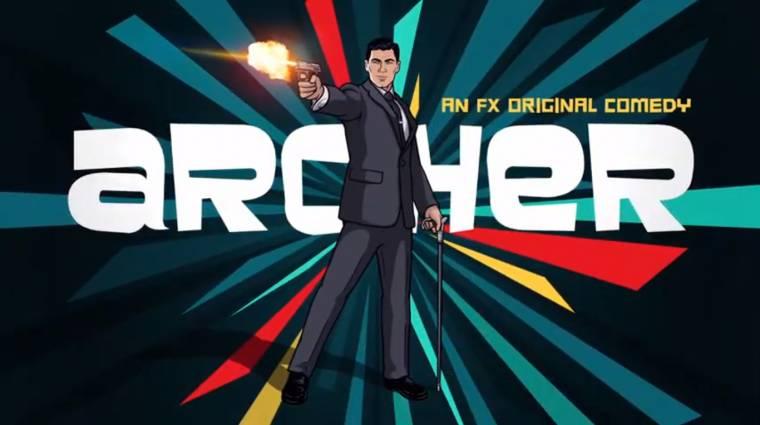 Előzetest és dátumot kapott az Archer 11. évada kép