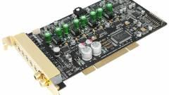 X-Meridian 7.1 hangkártya az Auzentech-től kép