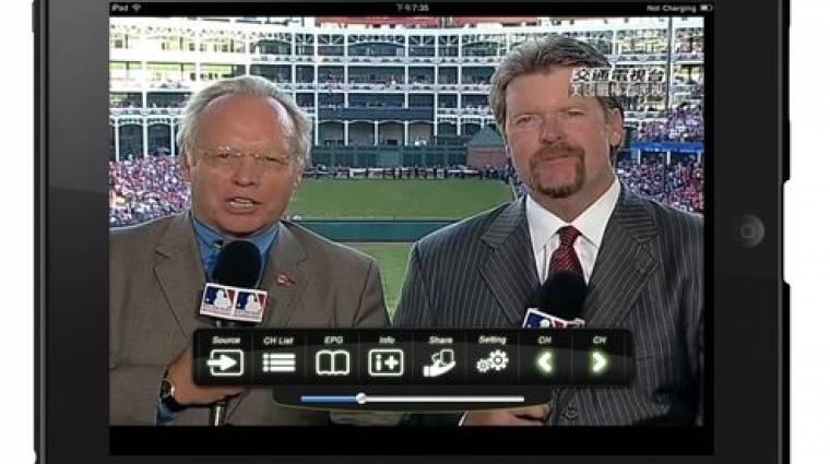 AverMedia: tévézés akár két iPadról kép