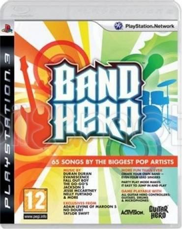 Band Hero Standalone Software kép