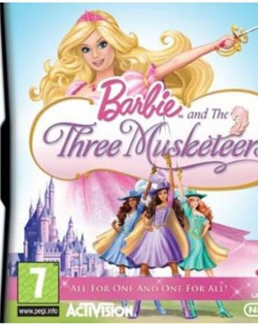 Barbie and The Three Musketeers kép