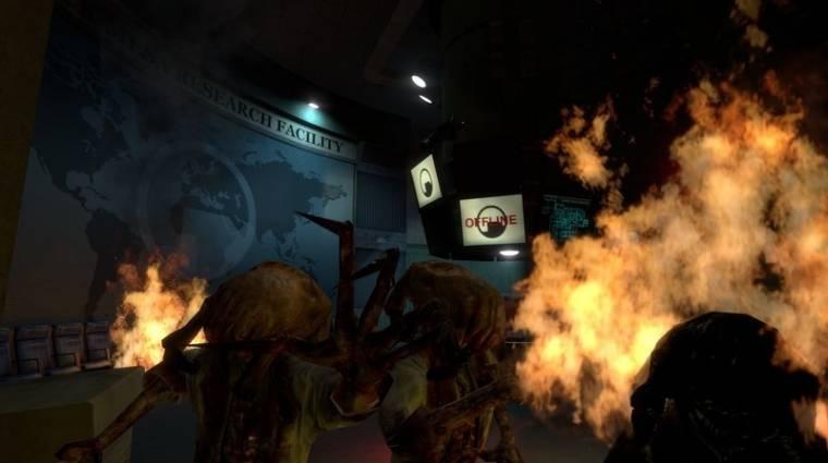 Black Mesa - már majdnem kész a felújított Half-Life bevezetőkép