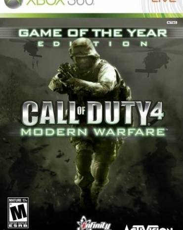 Call of Duty 4: Modern Warfare (Game Of The Year Edition) kép