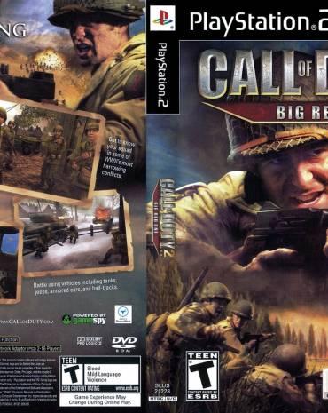 Call of Duty Big Red One Platinum kép