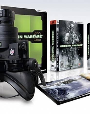 Call of Duty Modern Warfare 2 CE Prestige kép
