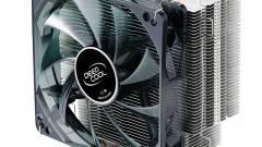 Költségtakarékos Deepcool CPU-hűtő játékosoknak kép