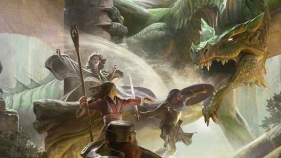 Megvan, mikor jelenik meg magyarul az ötödik kiadású Dungeons & Dragons készlet kép