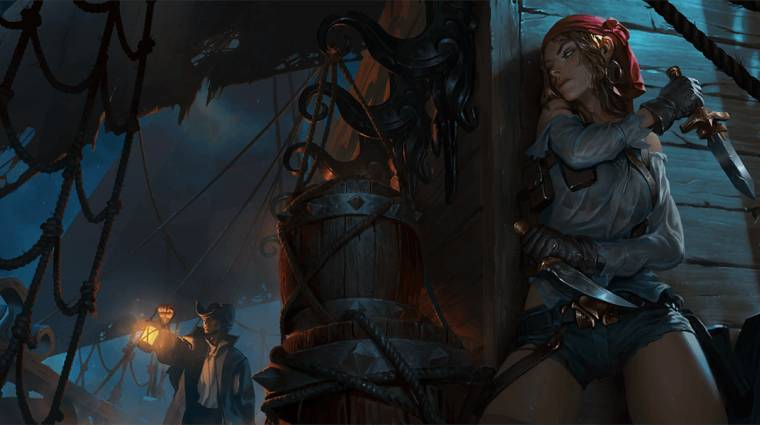 Dungeons & Dragons kiegészítő érkezett a League of Legends világának egy darabkájával bevezetőkép