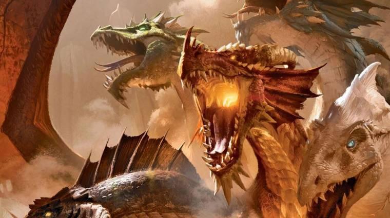 Befutottak az első fotók a Dungeons & Dragons film forgatásáról bevezetőkép