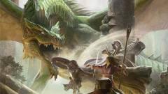Nagyon jó hír jött a Dungeons & Dragons film háza tájáról kép