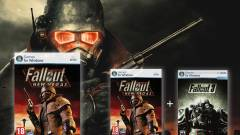 Fallout: New Vegas - Féláron, csak a készlet erejéig! kép