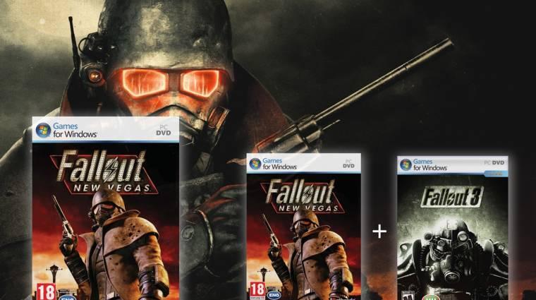 Fallout: New Vegas - Féláron, csak a készlet erejéig! bevezetőkép