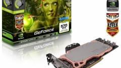 Csúcsteljesítményű GeForce GTX 570-ek kép