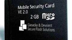 MicroSD-vel is titkosítható a telefonhívás kép