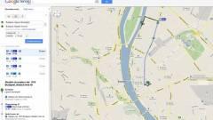 A tömegközlekedőket is segíti a Google kép