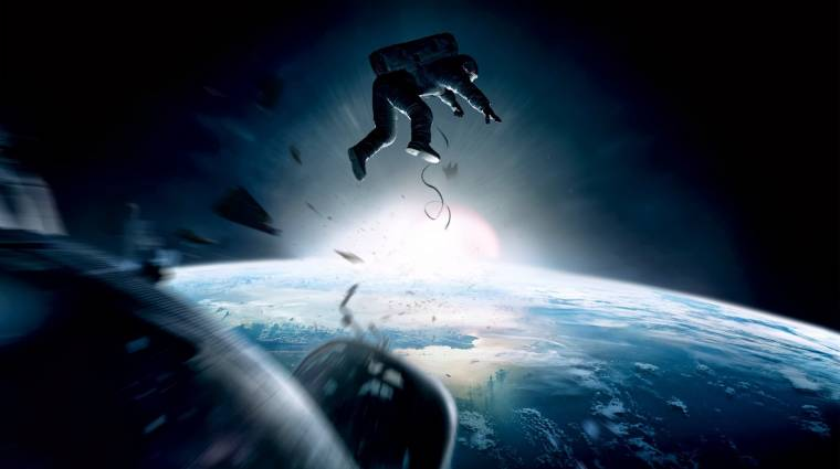 A NASA tudósai szörnyen pontatlannak vélik a Gravitációt kép