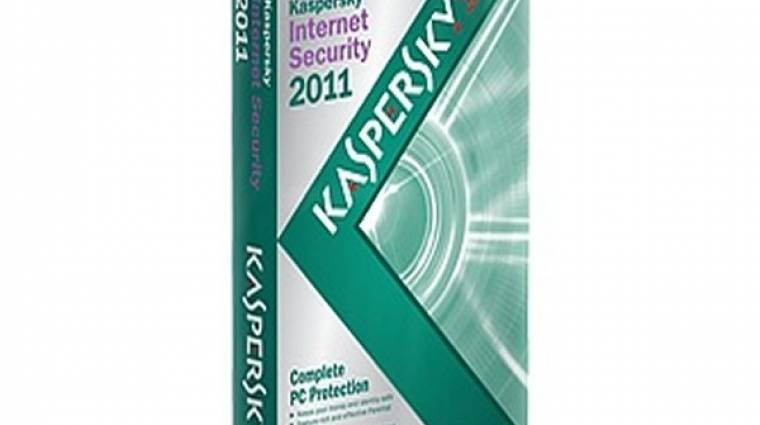 Kaspersky Internet Security 2011 kép