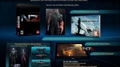 Mass Effect 3 - a Collector's Edition tartalma kép