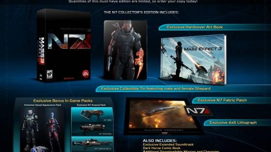 Mass Effect 3 infódoboz