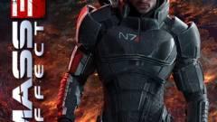 Mass Effect 3 - női Shepard Barbie babából kép