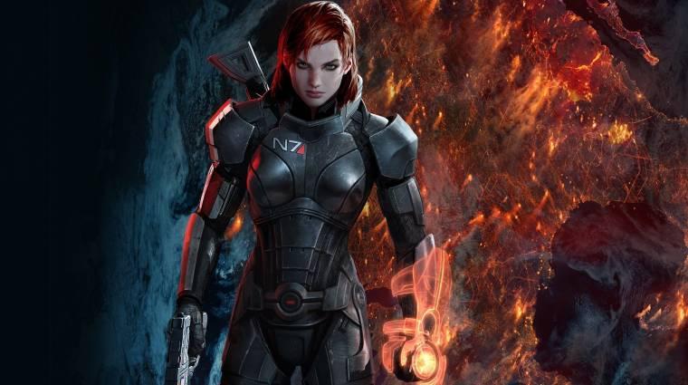 Már a Mass Effect 3 is játszható belső nézetből bevezetőkép