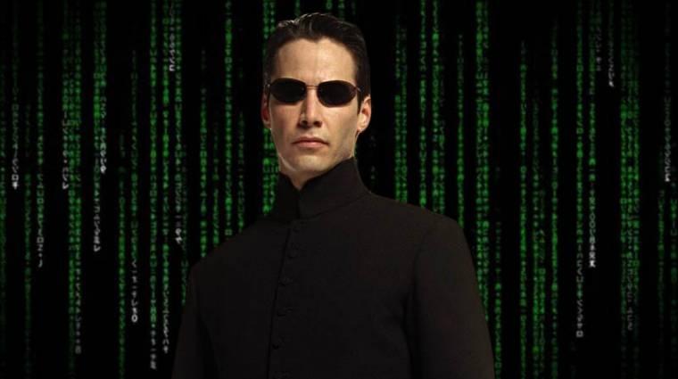 Készül a Mátrix 4, visszatér Keanu Reeves is bevezetőkép