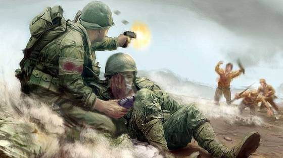 Medal of Honor: Vanguard infódoboz