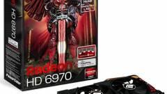 PowerColor Radeon HD 6900-es kártyák egyedi hűtéssel kép