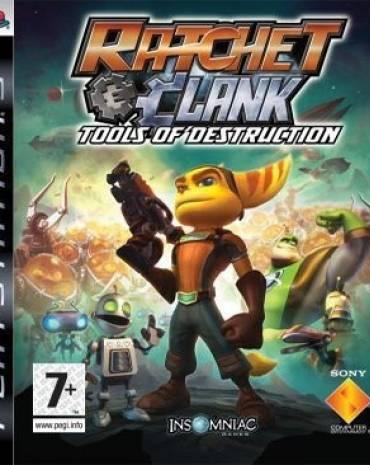 Ratchet and Clank Future: Tools of Destruction kép