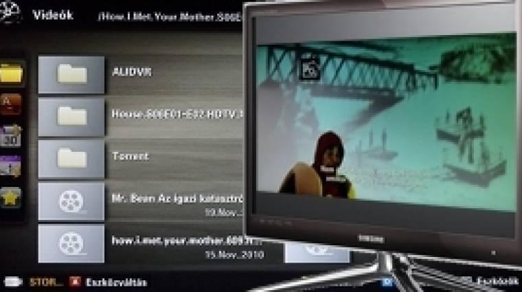 Samsung SyncMaster FX 2490HD kép