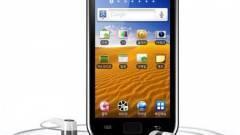 Valódi iPod Touch rivális a Samsungtól kép