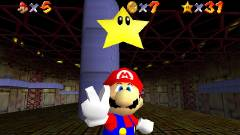 Hogy került Minecraft pálya a Super Mario 64 DS-be? kép