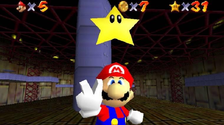 Hogy került Minecraft pálya a Super Mario 64 DS-be? bevezetőkép