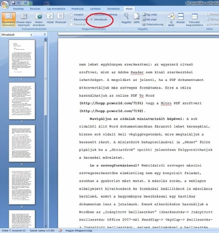 Szupertitkos szoftvertitkok - PC World