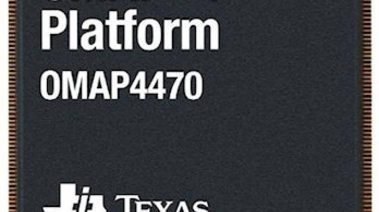 TI: jön az 1,8 GHz-es OMAP kép