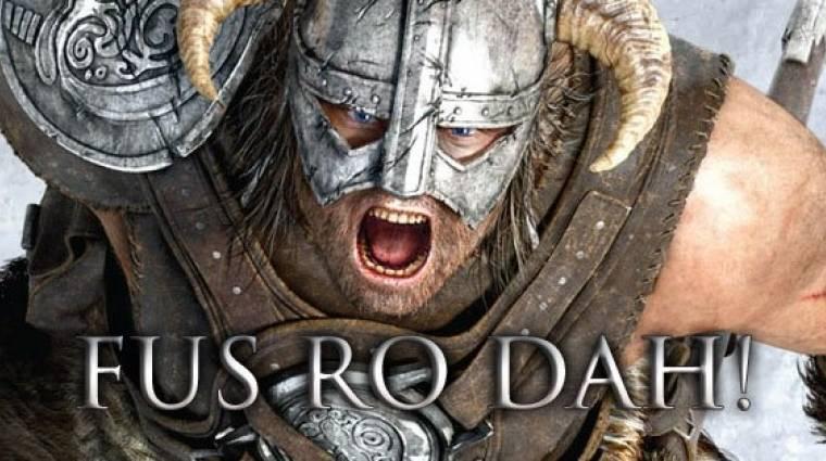 Napi büntetés: valaki a Skyrim sárkányainak nyelvén adta be az iskolai beadandóit bevezetőkép