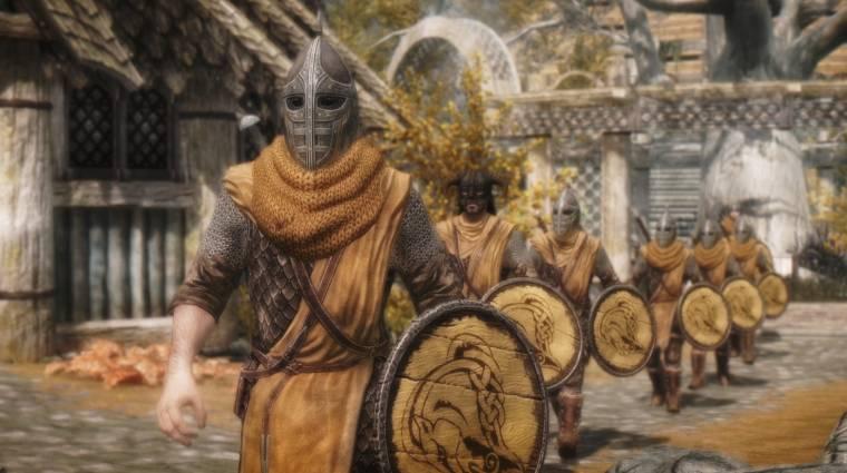 Tetoválásként is tovább él a Skyrim őreinek legendás mondata bevezetőkép