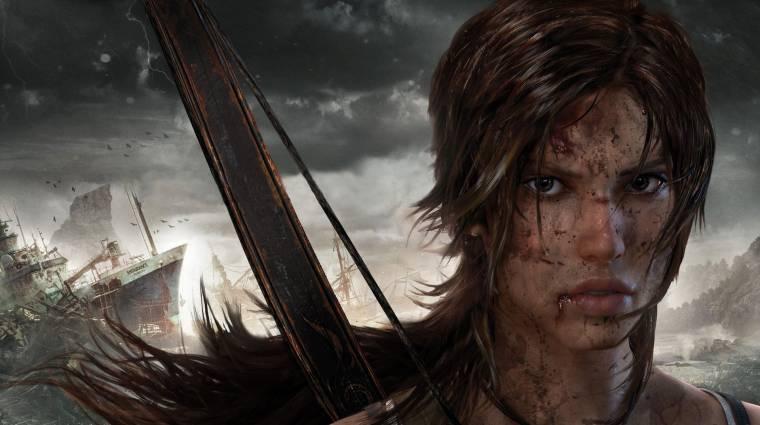 Tomb Raider - mit keres Lara egy tévésorozatban? bevezetőkép