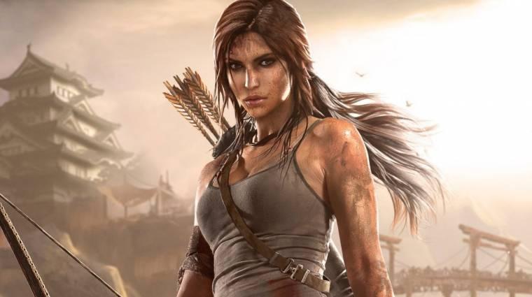 E3 2014 - Rise of the Tomb Raider bejelentés bevezetőkép