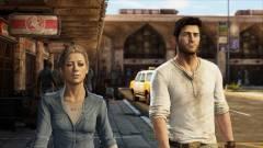 Uncharted 3 - ennyivel lesz szebb PS4-en kép