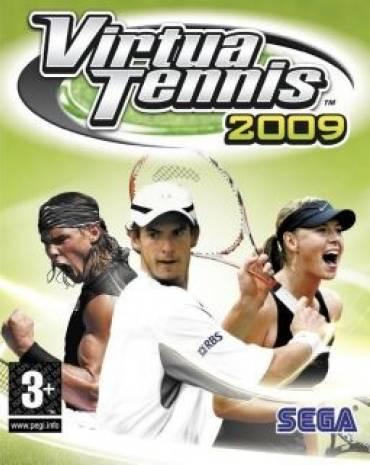 Virtua Tennis 2009 kép