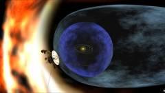 A Naprendszer határára ért a Voyager 1 kép