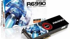 Olcsóbban érkeznek az AMD Radeon HD 6990-ek kép