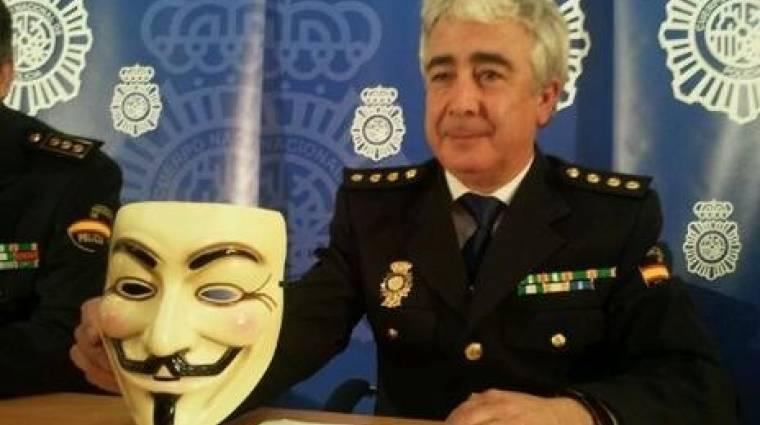 A törökök visszavágtak az Anonymous-nak kép