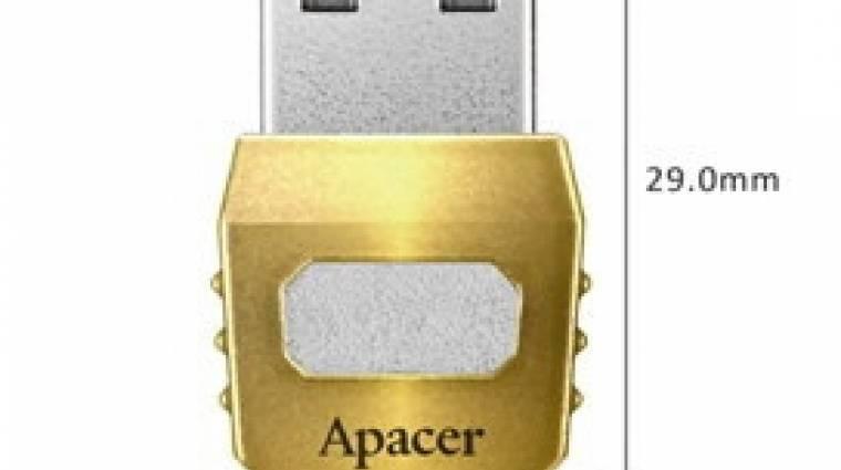 A legkisebb USB 3.0-ás pendrive, az Apacertől kép