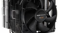 1,5 kilogrammos be quiet! CPU-hűtő kép