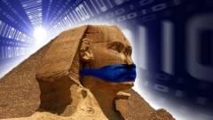 Megbénult az IT-ipar Egyiptomban kép