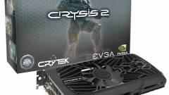 EVGA GeForce GTX 560 Ti Crysis 2-csomagolásban kép