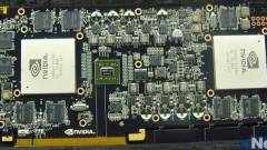 Kiszivárogtak a GeForce GTX 590 órajelei kép