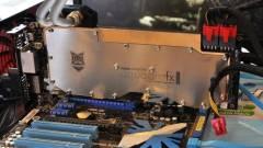 PoV: vízhűtéses GeForce GTX 590 Beast kép